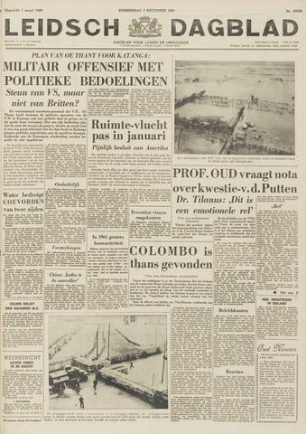 Leidsch Dagblad 1961-12-07