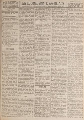Leidsch Dagblad 1919-04-07