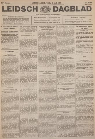 Leidsch Dagblad 1930-04-04