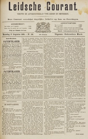 Leydse Courant 1885-08-17