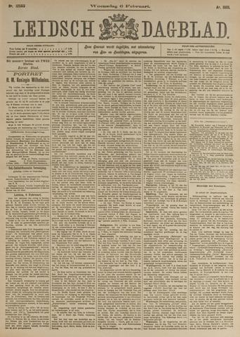 Leidsch Dagblad 1901-02-06