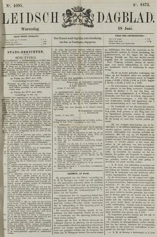 Leidsch Dagblad 1873-06-18