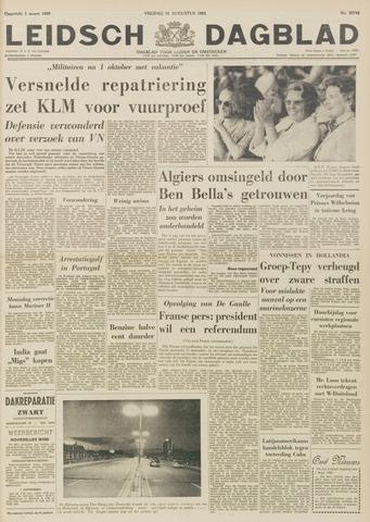 Leidsch Dagblad 1962-08-31