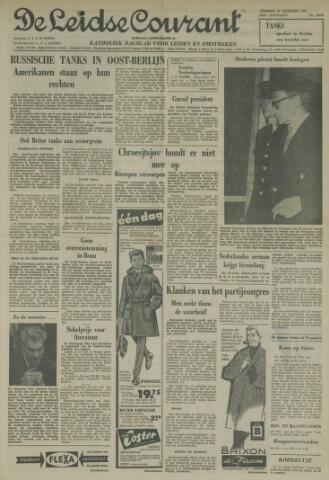 Leidse Courant 1961-10-27