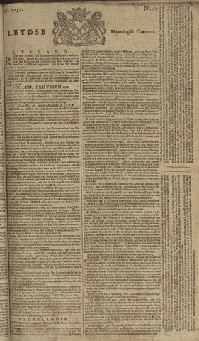 Leydse Courant 1757-06-06