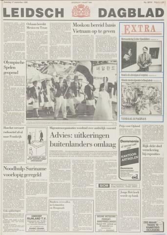 Leidsch Dagblad 1988-09-17