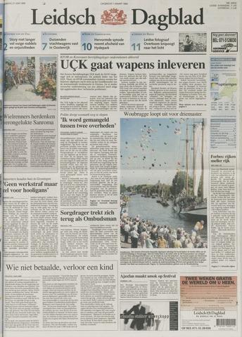 Leidsch Dagblad 1999-06-21