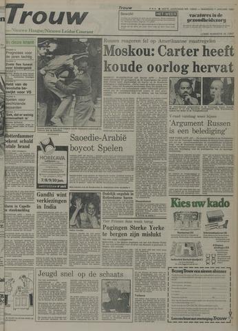 Nieuwe Leidsche Courant 1980-01-07
