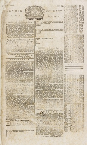 Leydse Courant 1818-07-06