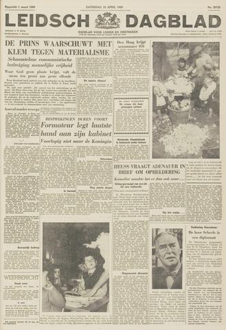 Leidsch Dagblad 1959-04-18