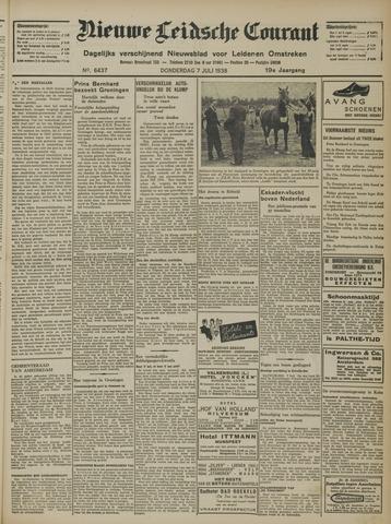 Nieuwe Leidsche Courant 1938-07-07