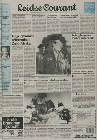 Leidse Courant 1992-03-17