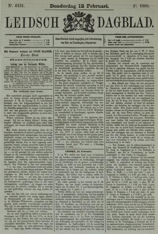 Leidsch Dagblad 1880-02-12
