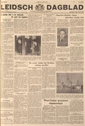 Leidsch Dagblad 1949-05-24