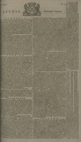 Leydse Courant 1745-02-08