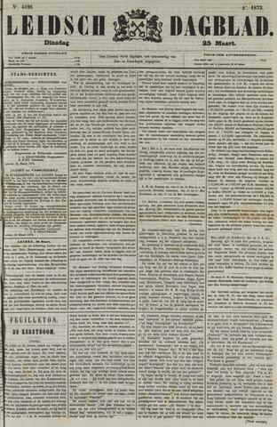 Leidsch Dagblad 1873-03-25