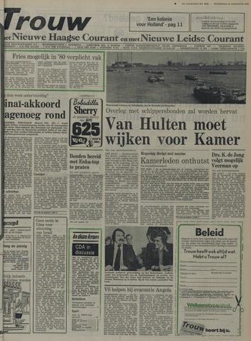 Nieuwe Leidsche Courant 1975-08-27