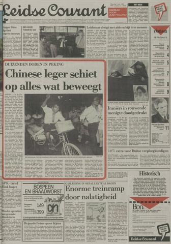 Leidse Courant 1989-06-05
