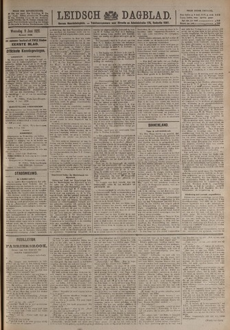 Leidsch Dagblad 1920-06-09