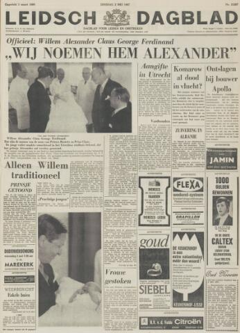 Leidsch Dagblad 1967-05-02