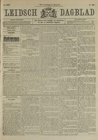 Leidsch Dagblad 1911-03-01