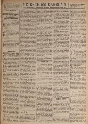 Leidsch Dagblad 1920-04-06