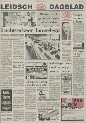 Leidsch Dagblad 1985-05-24