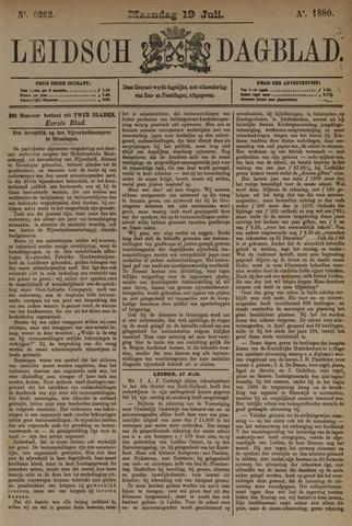 Leidsch Dagblad 1880-07-19