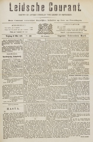 Leydse Courant 1887-05-27