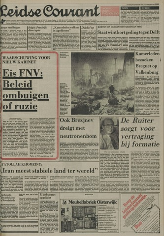 Leidse Courant 1981-09-08