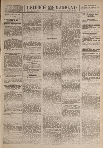 Leidsch Dagblad 1920-11-04