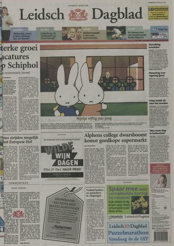Leidsch Dagblad 2005-02-24