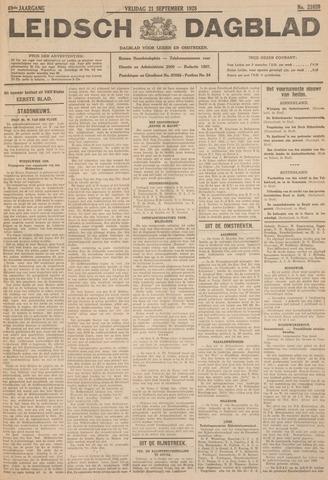 Leidsch Dagblad 1928-09-21