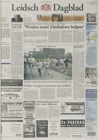 Leidsch Dagblad 2000-04-22
