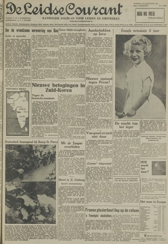 Leidse Courant 1955-08-16