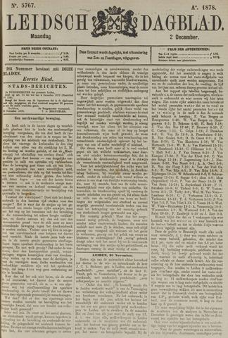 Leidsch Dagblad 1878-12-02