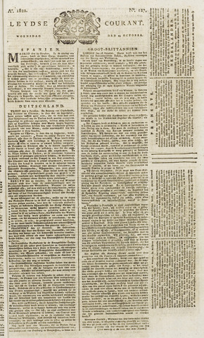 Leydse Courant 1822-10-23