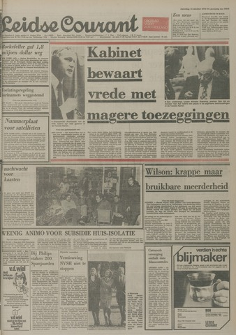 Leidse Courant 1974-10-12