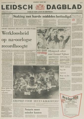Leidsch Dagblad 1980-08-02