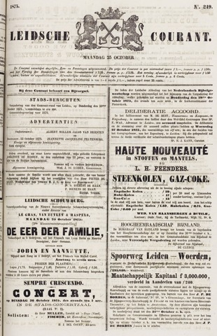 Leydse Courant 1875-10-25