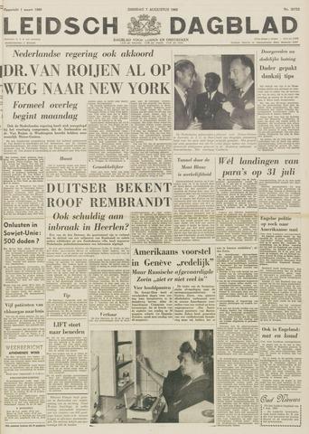 Leidsch Dagblad 1962-08-07