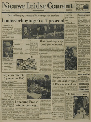 Nieuwe Leidsche Courant 1965-11-27