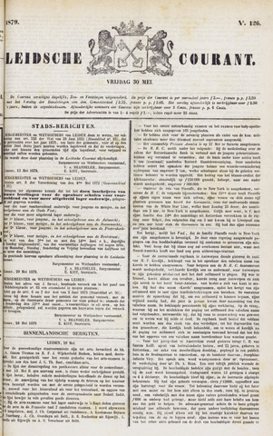 Leydse Courant 1879-05-30