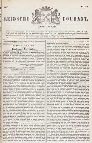 Leydse Courant 1877-07-26