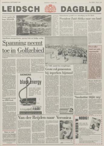 Leidsch Dagblad 1990-09-06