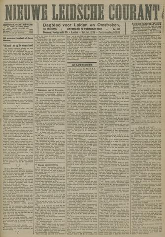 Nieuwe Leidsche Courant 1923-02-10