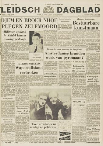 Leidsch Dagblad 1963-11-02