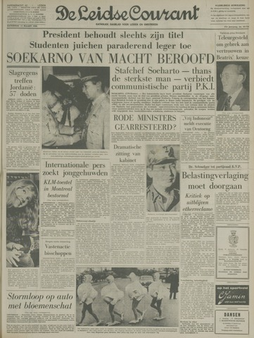 Leidse Courant 1966-03-12