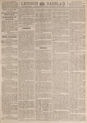 Leidsch Dagblad 1919-01-29