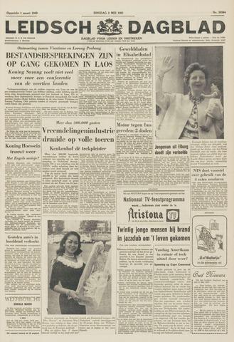Leidsch Dagblad 1961-05-02